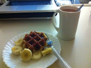 Photo: The time when I had an obsession with these waffles. (I'm in a better place now.)
