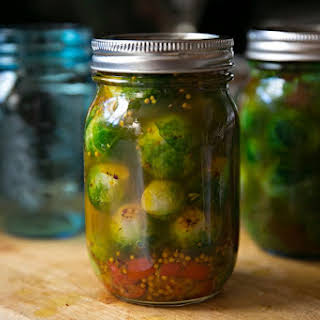 Pickled Brussel Sprouts Recipes.
