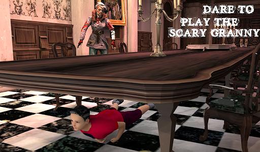 Scary Granny: Strange Neighbor House 1.1 screenshots 2