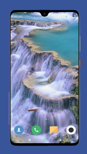 Waterfall Wallpaper HD 1.04 screenshots 3