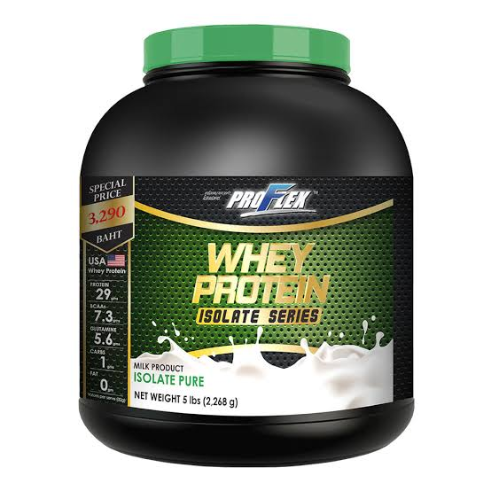 3. ProFlex Whey Protein Isolate Pure