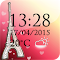 Paris Weather Clock 1.0 Apk
