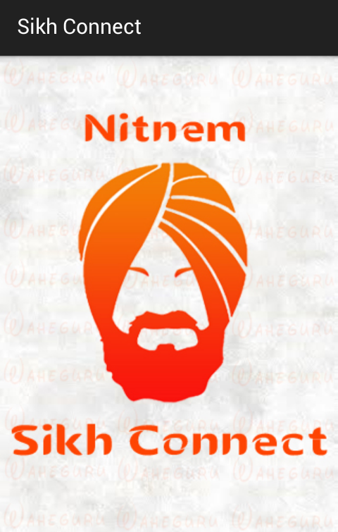 Sikh Connect- screenshot