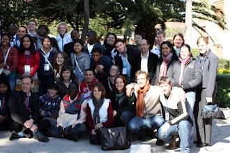 Photo: youth delegates 2009