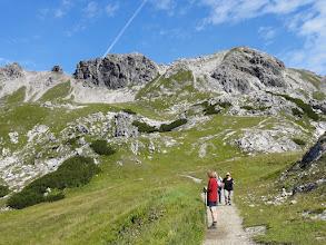 Photo: Nebelhorngebiet