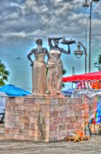 Photo: marché Basse Terre