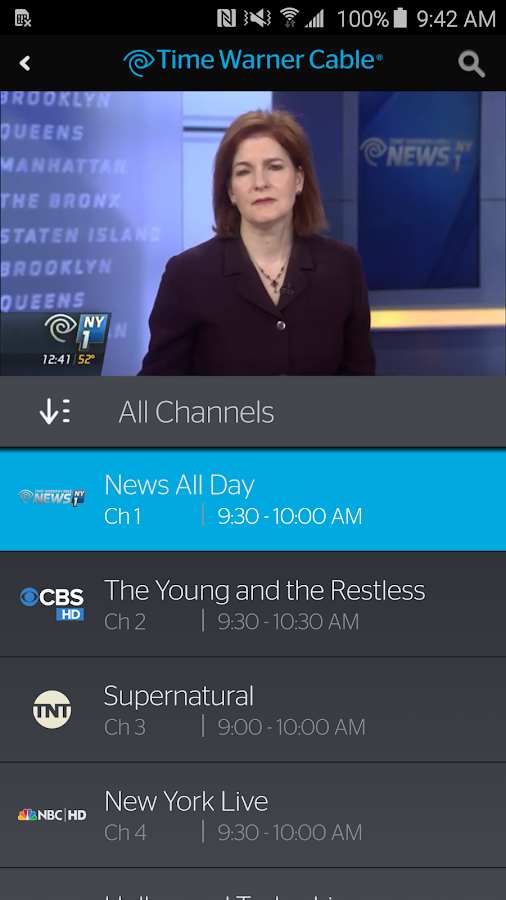 TWC TV® APK Cracked Free Download | Cracked Android Apps Download