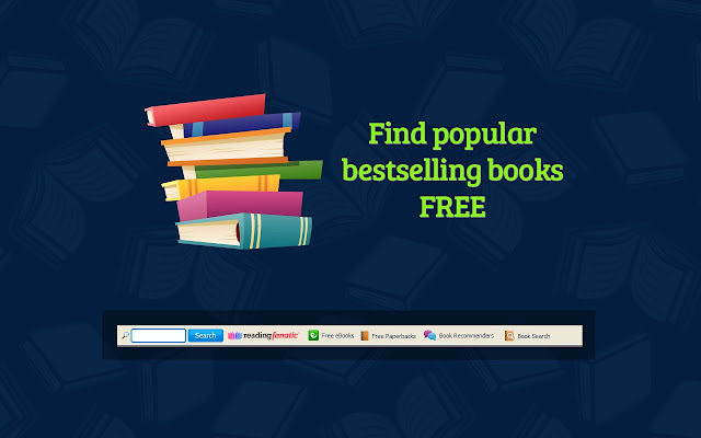 Readingfanatic chrome web store now you can easily find ebooks biographies magazines audiobooks textbooks and more all from one free and convenient spot fandeluxe Image collections