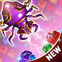 Jewel Sword: Match 3 Jewel Blast icon