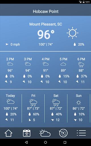 無料天气Appの潮汐無料|記事Game