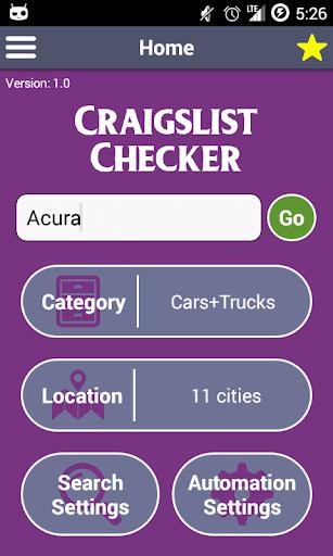 Checker for Craigslist