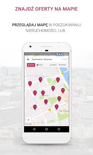 Nieruchomości Morizon.pl. Mieszkania, domy, biura. screenshot for Android