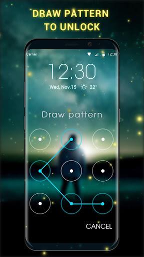 Fingerprint lock screen for prank 9.2.0.1869_master_charge_and_notification_bugfix screenshots 5