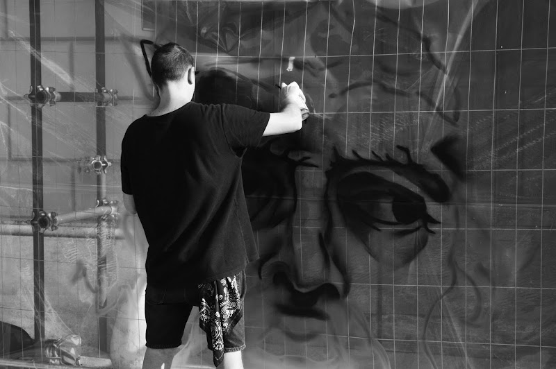 artista di strada di valen85