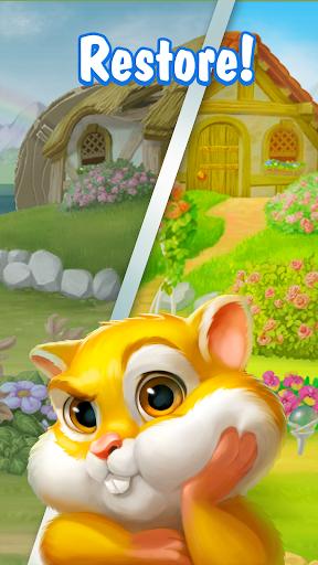 Garden Pets: Match-3 Dog & Cat Home Decorate 1.31 Cheat screenshots 2