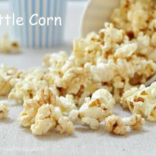 Easy Kettle Corn.