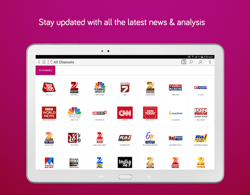 Download dittoTV: Live TV shows channel Google Play