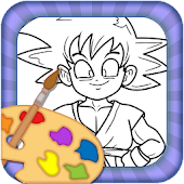 Songohan Coloring
