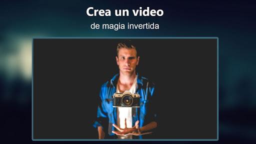 Película Invertida video magia screenshot 2