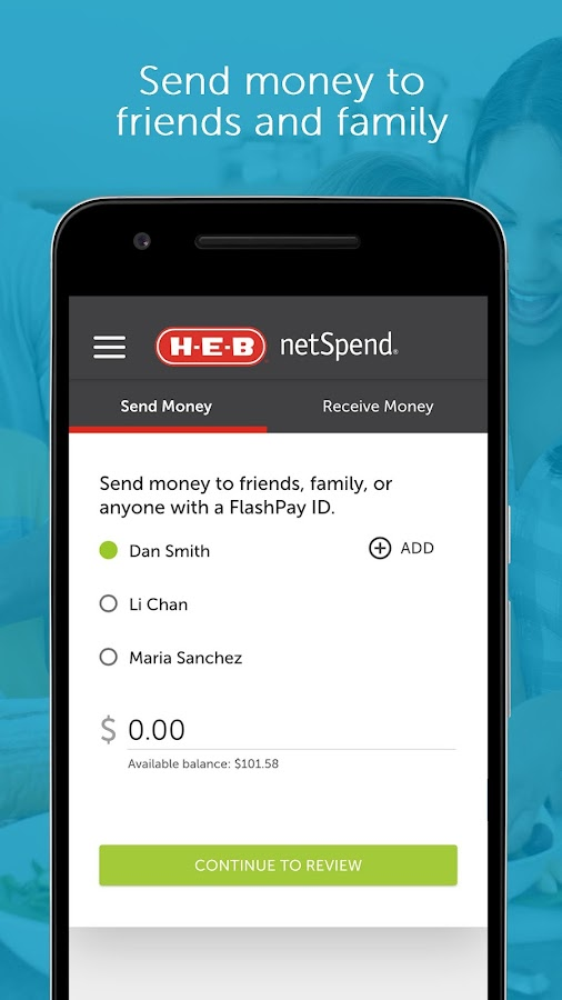 How to load money on my netspend card - Michael toomim