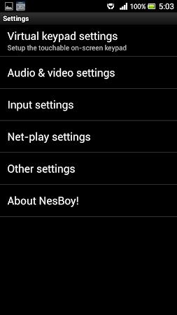 NesBoy! NES Emulator 3.2.2 screenshot 1439120