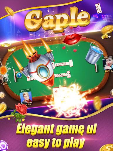 Download Game 99 Domino Poker Apk
