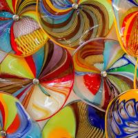 circoli colorati di