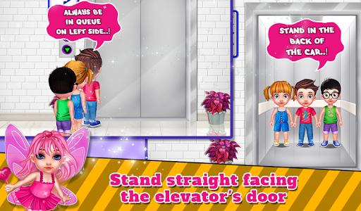 Lift Safety For Kids  screenshots 2