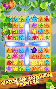 Download Flower Crush Jello – Match 3 Puzzle For PC Windows and Mac apk screenshot 2
