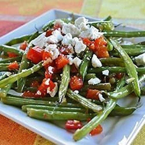 Green Beans And Feta Recipe