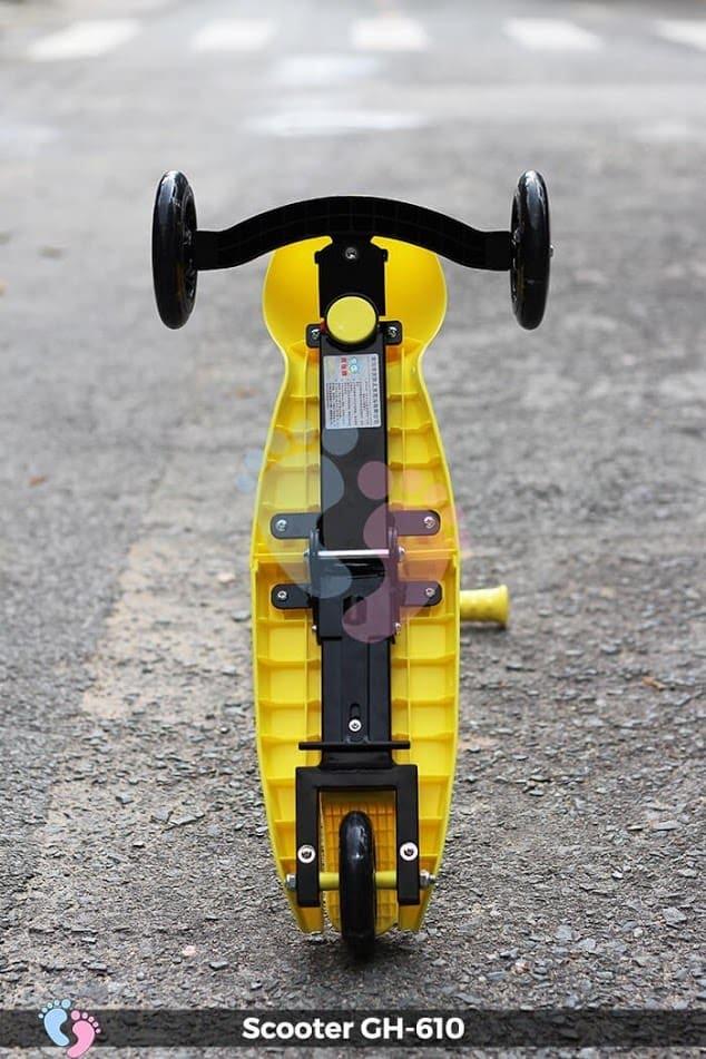 Xe trượt Scooter GH-610 gấp gọn 14