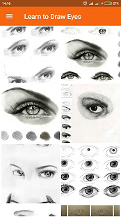 App Learn to Draw Eyes APK for Windows Phone