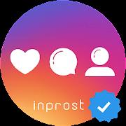 InProst: лайки и подписчики