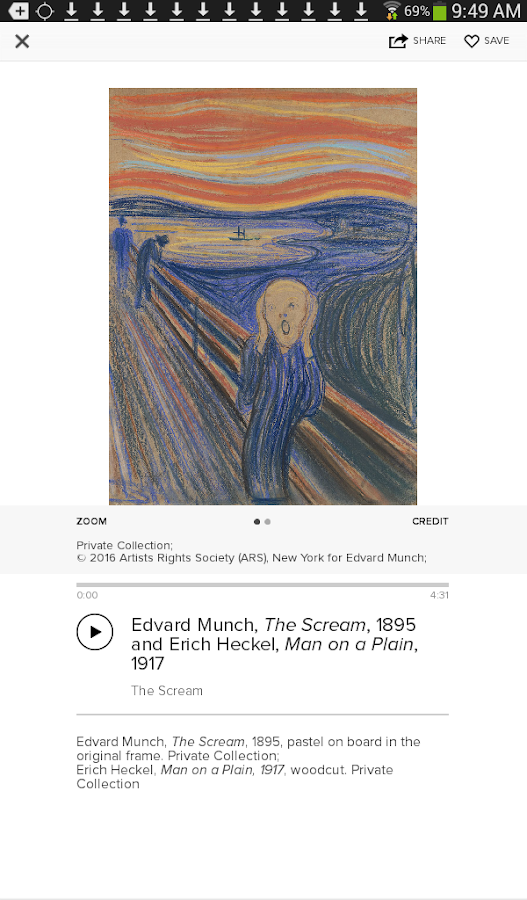 NGNY: Munch & Expressionism- screenshot