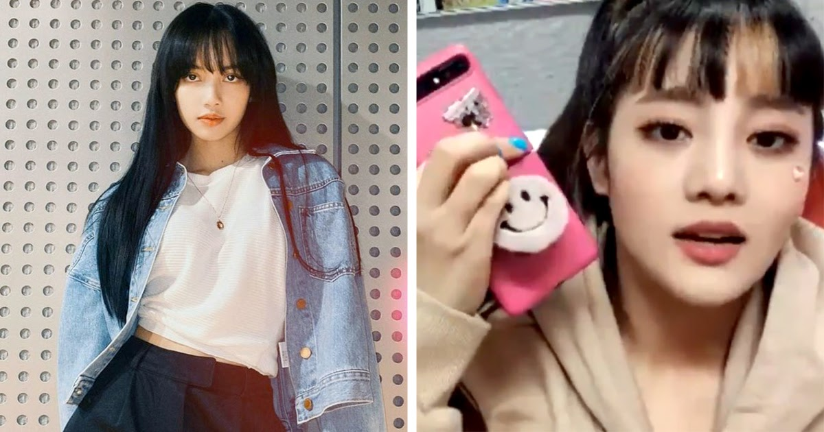 Lisa from BLACKPINK sends a nice gift to Minnie from (G) I-DLE