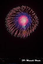 Photo: No.02 10号玉 昇り雄花四重芯変化菊 長野県 ㈲太陽堂田村煙火店
