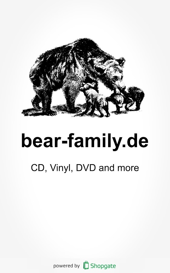 Bear Family Records – Screenshot