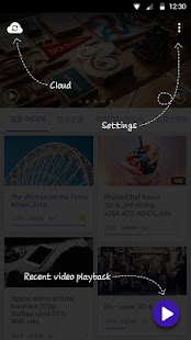 KMPlayer (Play, HD, Video)- screenshot thumbnail