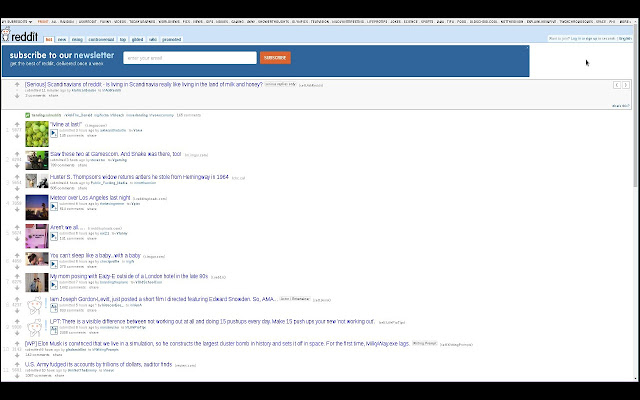 Reddit-Sidebar-Hider