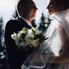 Wedding photographer Yulya Sheverdova (Yulyasha). Photo of 16.09.2017