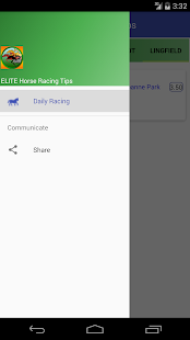 VIP Race Tipster - náhled