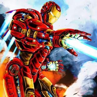 Superhero Wallpapers v11 - náhled
