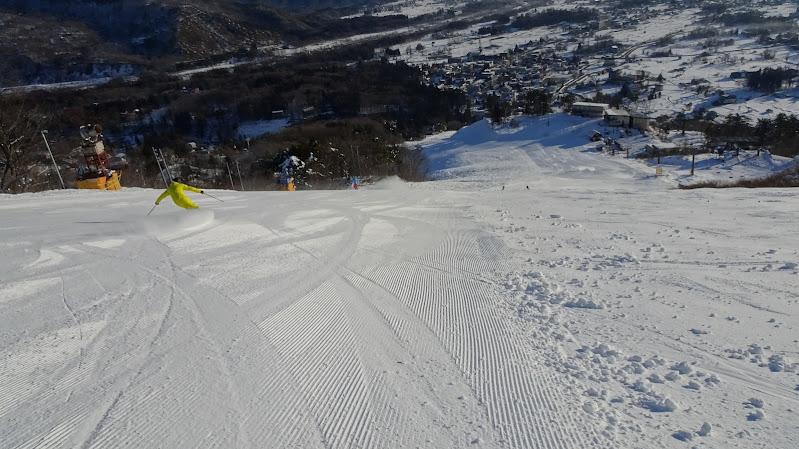 八方尾根スキー場【リーゼンスラロームコース】