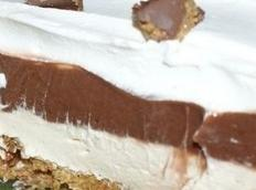Peanut Butter Cream Cheese Delight Recipe