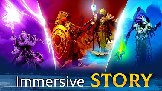 Age of Magic Mod Apk [GOD MODE + MENU MOD] 6