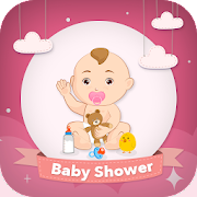 Baby Shower Invitation Card Maker APK