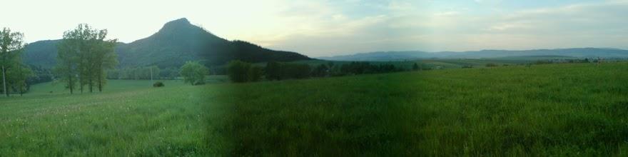 Photo: beautiful panorama with bad camera.
