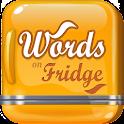 Words on Fridge icon