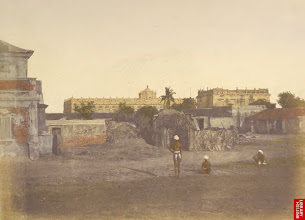 Photo: George town - Black town - Madras