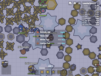 MooMoo.io (Official)- screenshot thumbnail